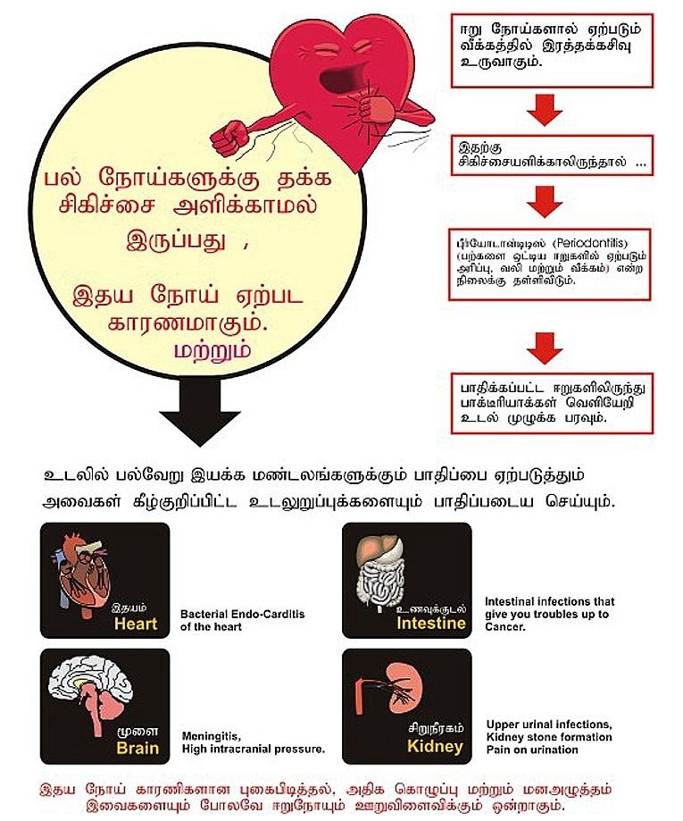 dentist in tamil